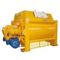 Buy cheap Sicoma Twin Shaft Concrete Mixer from wholesalers