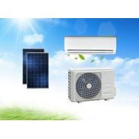 Buy cheap ACDC Solar Air Conditioner Multi Head Type For Villa Money-Saving from wholesalers