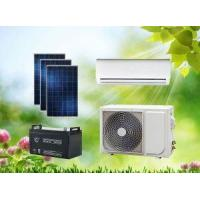 Buy cheap ACDC Hybrid Solar Air Conditioner Split Wall-Mounted Type from wholesalers