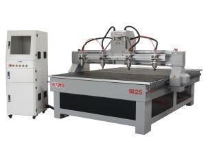 China 1825-4 Plate Heads 3D Engraving Machine