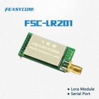 china SX1276 LoRa TTL Serial Pass Through Transmitter and Receiver Module(LR201) Manufactures