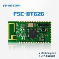 china Economical Bluetooth 4.2 Low Power IOT Module Support Bluetooth Mesh and OTA FSC-BT626 Manufactures