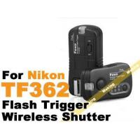 TF-362 2.4GHz Wireless Remote Flash Trigger for NIKON Manufactures