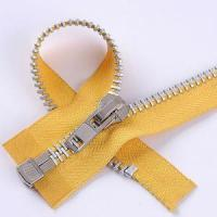 Buy cheap 10 Aluminium Zipper Open End with A/L Slider from wholesalers