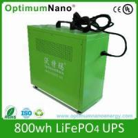 Buy cheap OptimumNano PSES UPS 800Wh LiFePo4 Storage System Mulfunction Solution from wholesalers