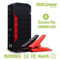 China G06 Heavy Duty Jump Starter Multi-function Car Power Bank Batteries on sale