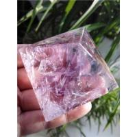 Buy cheap Crystal Healing Chakra Pyramids Free Sample from wholesalers