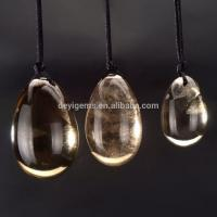 Natural Crystal Smokey Quartz Kegel Eggs Pricelist Manufactures