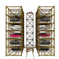 Buy cheap Traveling Stack Parking System from wholesalers