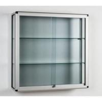 wall mounted glass display case Manufactures