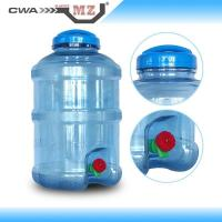 5 Gallon water bottle with tap Manufactures