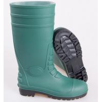 PVC safety rain boots Manufactures