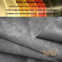 China WINIW Microfiber Ultrasuede Upholstery Fabric on sale