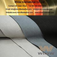 China Microfiber Synthetic Suede Fabric on sale