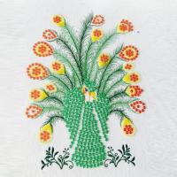 Beaded Embroidery Machine Different Pattern Bag Manufactures