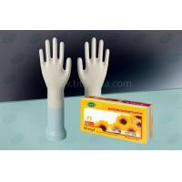 Buy cheap VGCL-PM4.0 Vinyl Exam Gloves from wholesalers