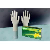 Buy cheap LGMW-PM6.0 Latex Exam Gloves from wholesalers