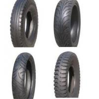 china Different Sizes Rear Position Tube Type Motorcycle Tires Manufactures