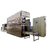 Buy cheap Automatic ultrasonic cleaning and drying equipment from wholesalers
