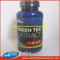 Green tea Extract capsules Oem private label Manufactures