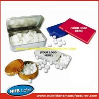 China Hard Mint Candy wholesale private label oem on sale