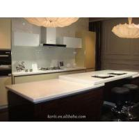 China Stain Resistant Artificial Marble Color Quartz Stone and Quartz Stone Slab for Kitchen Table Top on sale