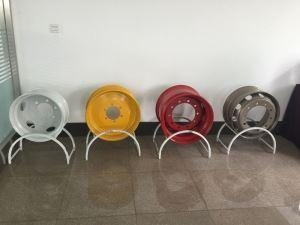 Quality china Different Sizes of Tube Type Steel Rims and Discs for sale