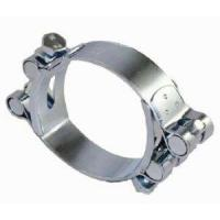 Robust Hose Clamps with double bolts Manufactures