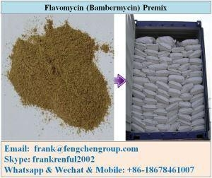 Quality Flavomycin Or Bambermycin 4% 8% Premix for sale