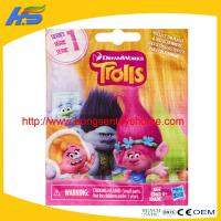 action figures Custom Trolls Toy For Dreamworks Movie Manufactures