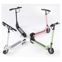 Buy cheap Popular Folding 2 Wheeled Electric Standing Scooter And CE Certification from wholesalers
