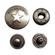 China VT Metal Snap Fasteners for Fabric wholesale
