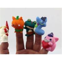 Hot Sale Puppet Toy Monkey/cat/mouse/disney Animal/dragon Cartoon Puppet Theatre Manufactures