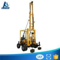 Self-travel Trailer Type Geological Exploration BQ NQ HQ Gold Mine Sample Wire-line Core Drilling Ma Manufactures