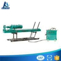 Buy cheap Electric Portable Anchoring Drilling Rig For Anchoring Hole Jet Grouting Hole Tunnel Pipe Supporting from wholesalers
