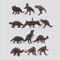 Hot Sale Jurassic Style Plastic Viny/mini Educational Dinosaur Toys For Collectible Model Manufactures