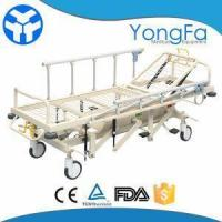 Hospital Hydraulic Emergency Patient Ambulance Resuscitation Stretcher Trolley Cart Manufactures