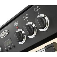 Belling CLASSIC 60G CREAM 600mm Mini Range Gas Cooker 4 Burner Hob Cream Manufactures