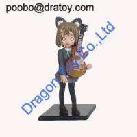Hot Selling Custom Cartoon Pvc Cool Girl Action Toy Figures Manufactures