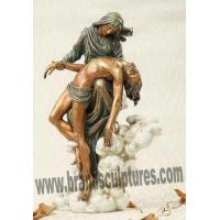 Huge Fiberglass Religious Statue for Home Garden Decoration Manufactures