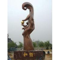Outer Large Varnished and Hand Brass Sculptures Manufactures