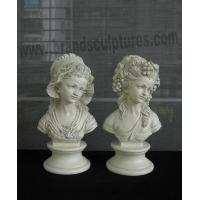 Elegant and Beautiful Resin Figures Sculptures as Home Decoration Manufactures