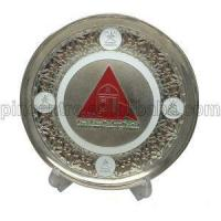 Silver Trophy Plates Stand Manufactures