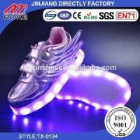 Children Kids Boys Girls LED Light Up Sneakers Fashion Casual Sport Shoes Manufactures