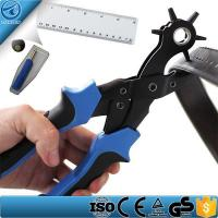 Factory Supply Round Hole Manual Punching Pliers For Punching Leather Hole And Belt Manufactures