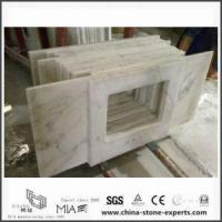 Hot Selling Polished Egyptian Sinai Pearl Calacatta Zebrino Marble Slab Manufactures