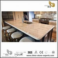 China Beautiful River White Granite Kitchen Countertops with Cheap Cost on sale