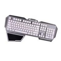 Kitcrazy Wholesale Professional Gaming Mechanical Keyboard with RGB Rainbow Backlit Made in China Manufactures