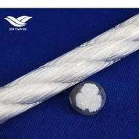 Quality 3 Strand Plastic Coated Man Rope for sale