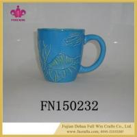 Buy cheap Stoneware Ceramic Mugs Pottery Cup Craft Stoneware Mug for Gifts from wholesalers